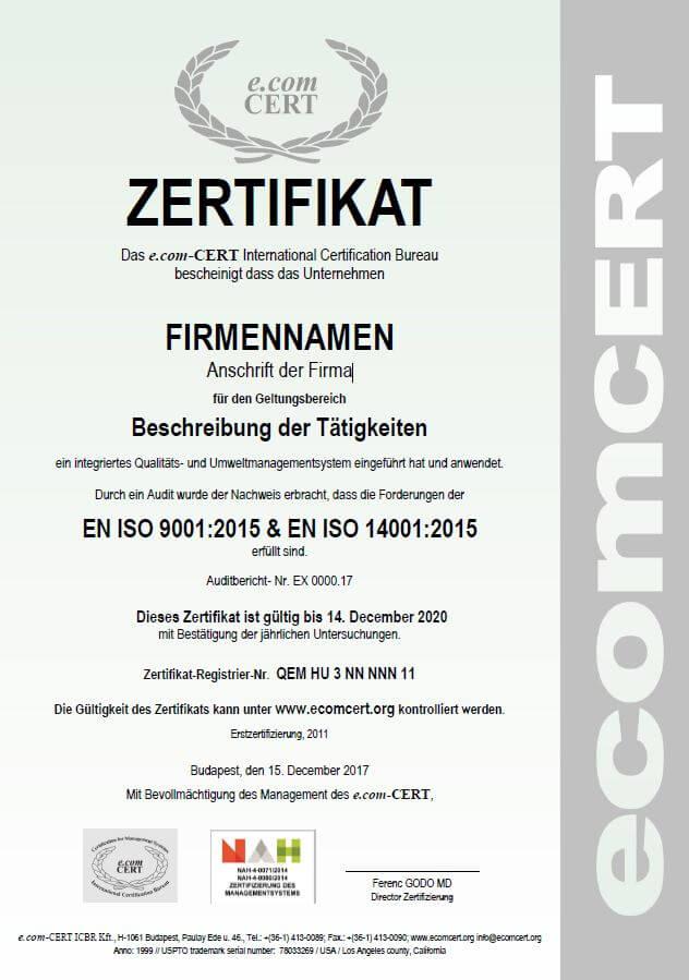 Ungewöhnlich Vorlage Zertifikat Der Beschäftigung Galerie ...